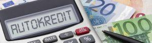 Autokredite-Kreditrechner