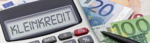 Kleinkredite-Kreditrechner