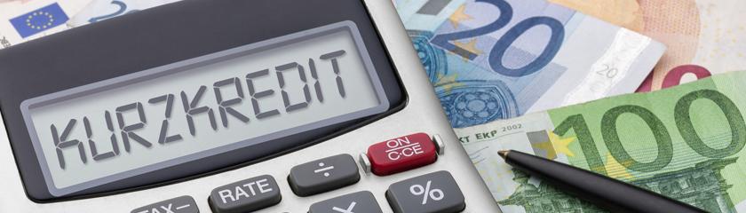 Kurzzeitkredite-Kreditrechner