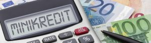 Minikredite-Kreditrechner
