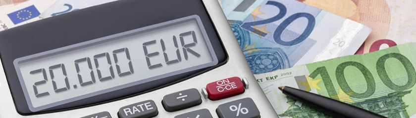 20000 Euro Kredit - Ratenkredit Vergleich