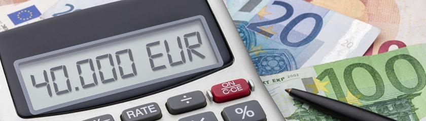 40000 Euro Kredit - Ratenkredit Vergleich